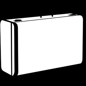 White-Suitcase